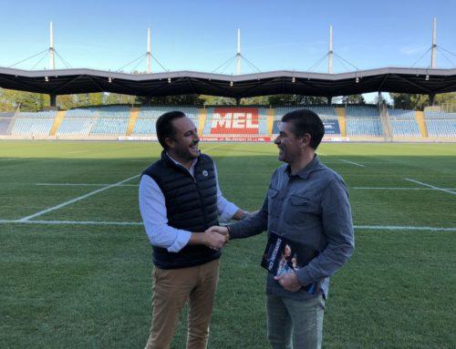 Lille Métropole Athlétisme signe un partenariat avec Wipeo !